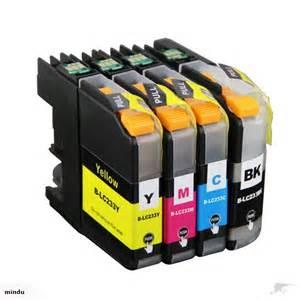 Vilaxh LC233 4 шт. для чернильного картриджа Brother DCP-J4120DW J5320DW J5720DW Printer lc 233