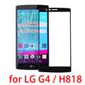 5 5 дюймов для LG G4 передний экран Внешний стеклянный объектив для LG G4/H818 Запасные Запчасти