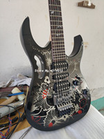 China Grote Electric Guitar Z7 VHOT sells high quality electric guitars and takes real pictures