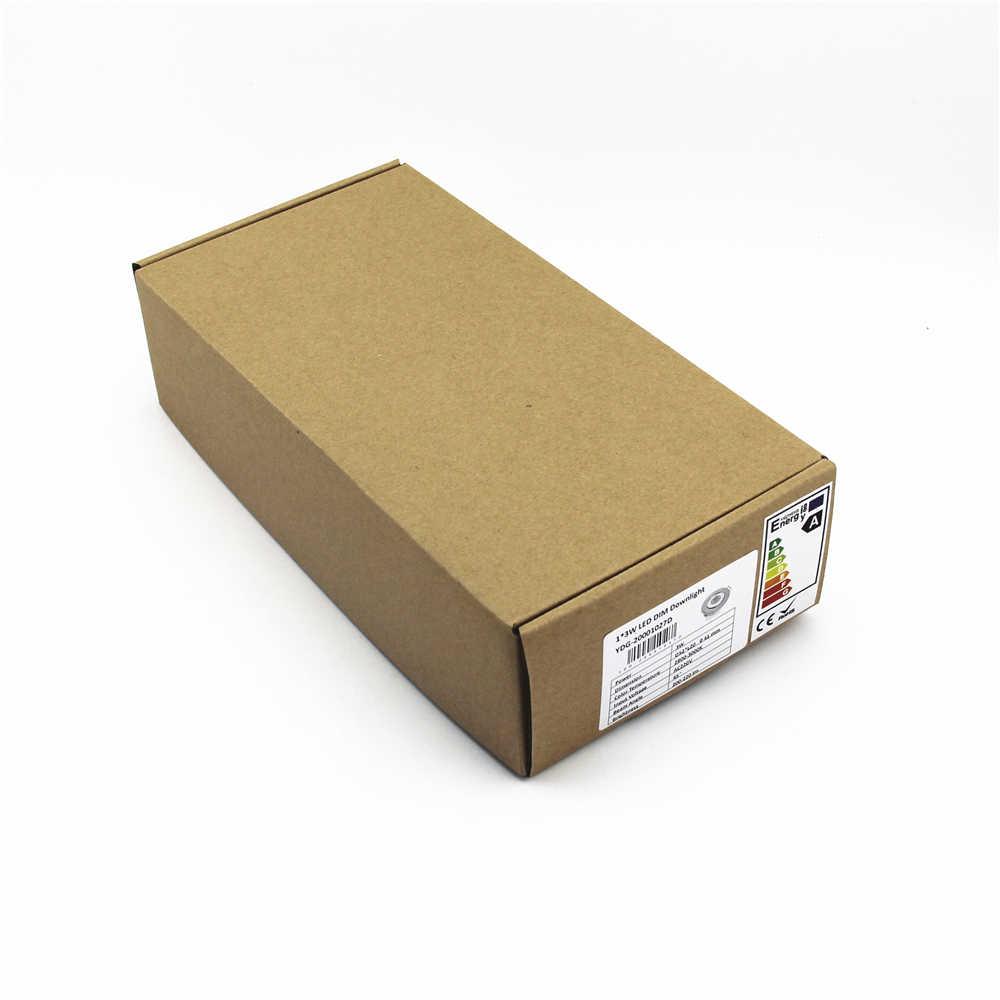 Встраиваемые потолочные светильники точечные светильники содержит светодиодный драйвер размер отверстия 40-45 мм DC12-24V 1 Вт 3 Вт Мини светодиодный шкаф точечные потолочные светильники