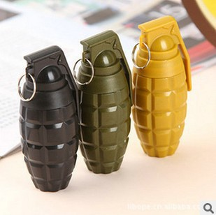 10 pcs/lot Cute Kawaii telescoping grenade Ballpoint Pens Lovely Ball Pen Novelty Items Creative Gift Prize Free shipping 121