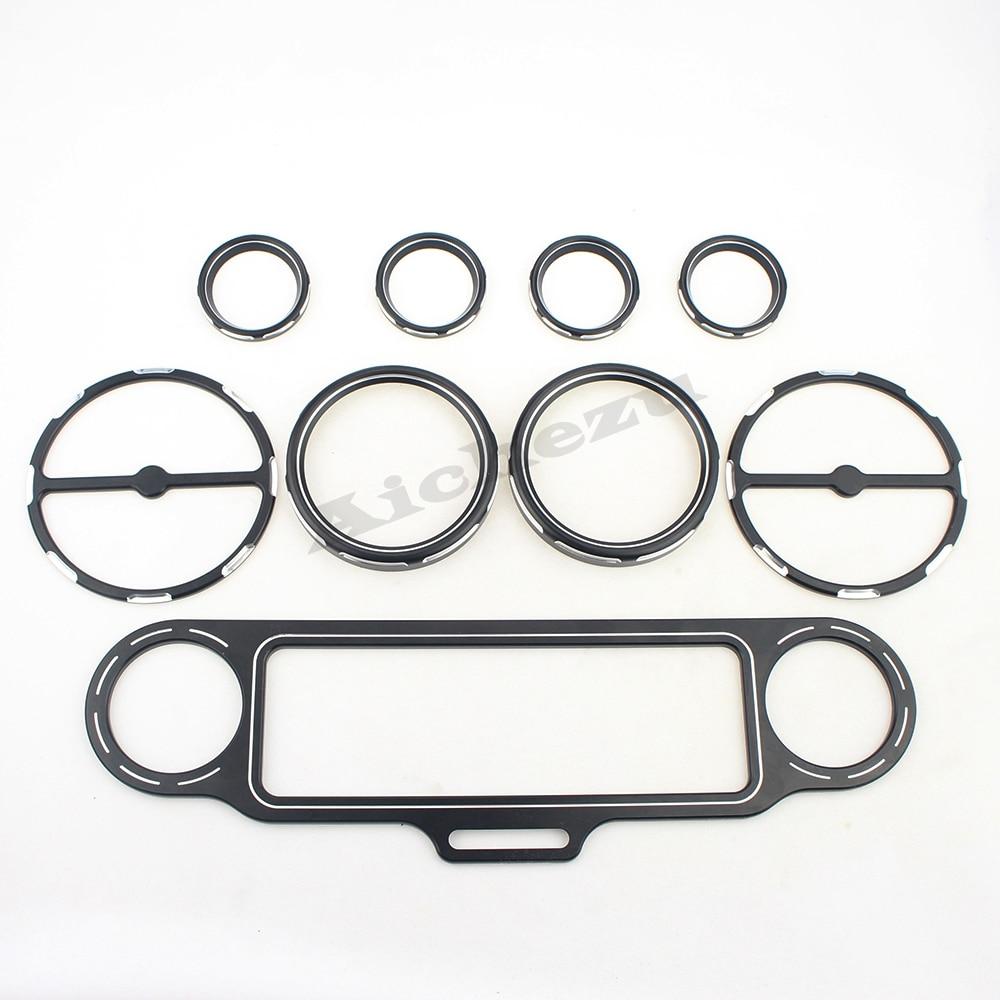 ACZ Motorcycle Speedometer Gauge Panel Trim Kit Instrument