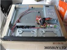 1u 420b шасси сервер 420 мм может поддерживать 2 жесткий диск 12*10.5 материнская плата единственный случай