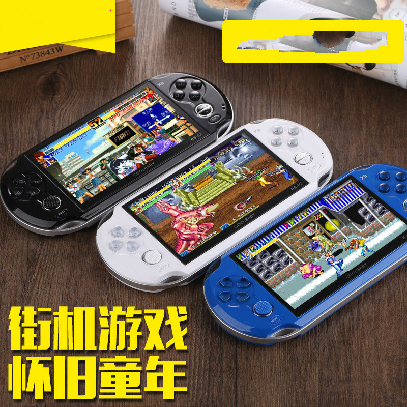 Coolbaby Handheld font b Game b font font b Console b font For PSP Handheld Support