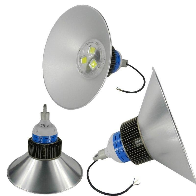 150W LED High Bay industrial light factory Lighting Lamp 85~265V 2 years warranty White/Warm White cover 60cm 90cm 120cm 2 3 4 industrial high bay led tri proof hanging lighting safety depot light ik10 ip65 dustproof