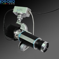 Wholesale 3PCS Of 30W LED Custom Gobo Projektor Lights Cheap DJ Lighting Equipment Packages Fast Free