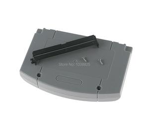 Image 4 - 10 sets/partij Vervanging Game Card Shell voor Nintendo N64 Game Cartridge Cover Plastic Behuizing
