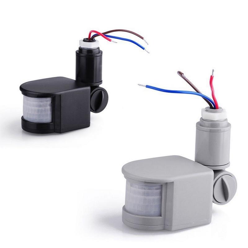 Ac 220v Motion Sensor Light Switch Automatic Infrared Pir