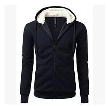 2016 wool warm winter coats men's hoodies and sweatshirts outwear polo jackets sportswear uniform arm tracksuits for men