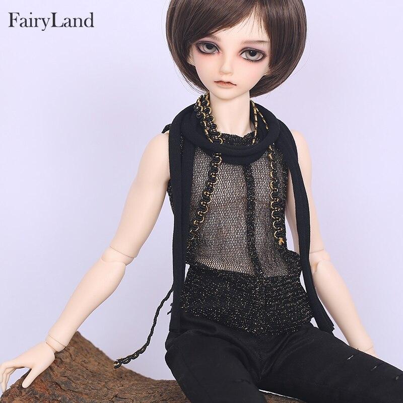 BJD куклы Fairyland Minifee Karsh костюм Fulllset 1/4 Msd Fairyline Littlemonica Girls Jiont Luts Dolltown Bluefairy Dollsbe