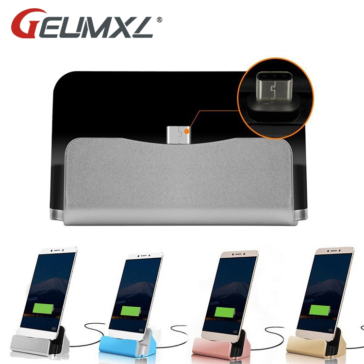 USB Type C Sync Charge Dock Charger Adapter for Samsung Galaxy s8 Tab S3 A3 A5 A7 2017 C7 Letv Le Max Pro X910 ZTE Nubia Z11