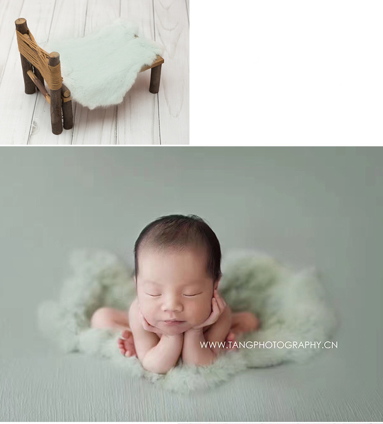 blanket baby photography