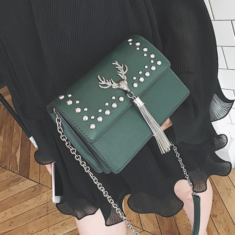 crossbody bolsa bolsa das senhoras Tipo de Bolsa : Bolsas Mensageiro