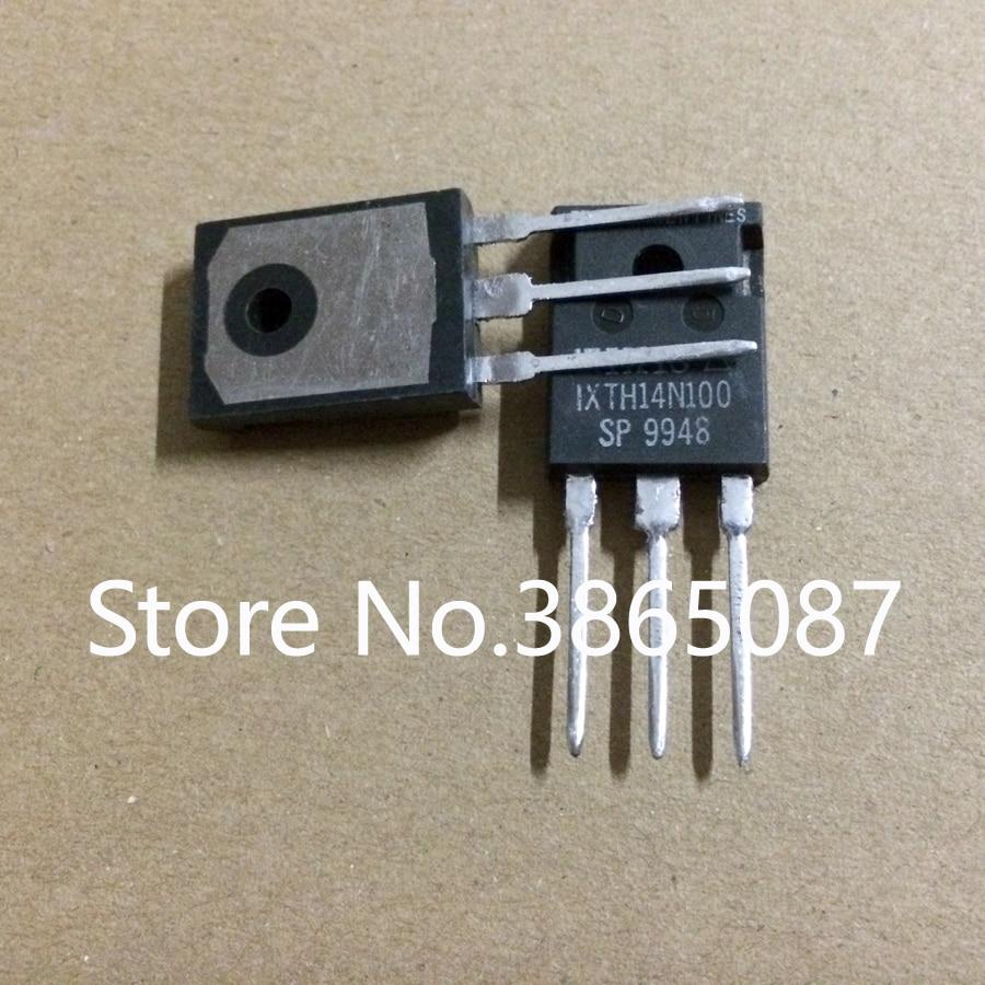 Price IXTH14N100