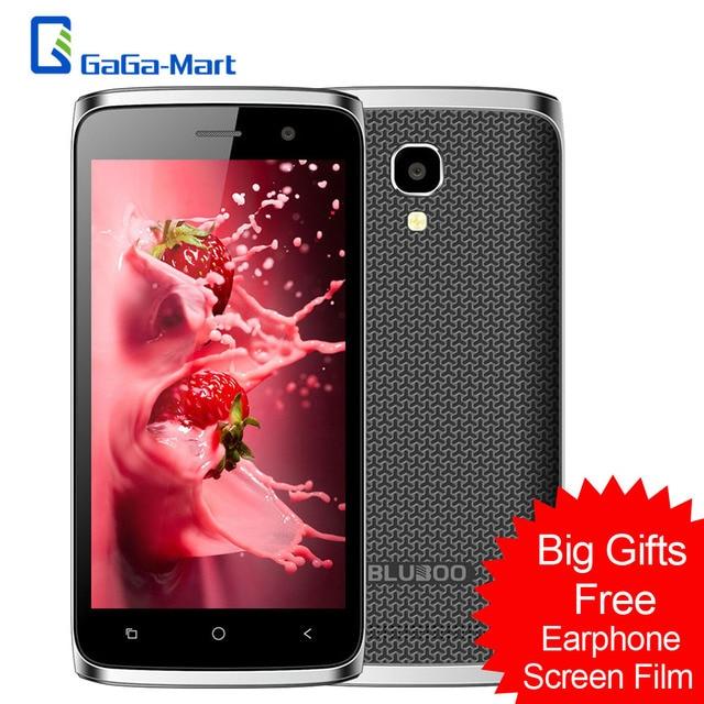 "Original BLUBOO Mini Mobile Phone MT6580m Android 6.0 Octa-Core 1.3GHz 1GB RAM+8GB ROM 4.5""inch 5MP 1280*720 1800mAh Smartphone"