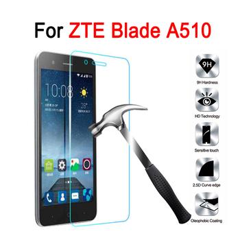 ZTE Blade A510 ochraniacz ekranu ze szkła ZTE Blade A510 szkło hartowane dla ZTE Blade A510 A 510 510 T BA510 folia ochronna LCD tanie i dobre opinie VSYTERECO FOLIA HD inny Przezroczysty TEMPERED GLASS Folia hartowana CN (pochodzenie) XIAOMI Folia na przód For ZTE A510 Blade A510 BA510 5 0