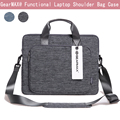 2016 High Quality Laptop Bag 15 13 11 Waterproof Laptop Case Men's Notebook Bag for Macbook 12 Air 13 11 Pro 15 Messenger Bags