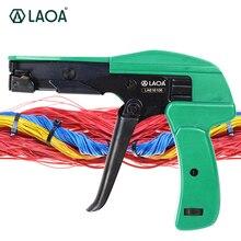 Laoa Kabelbinders Gun Voor Kabelbinders Bevestiging Tool Snijden Tools2.2 4.8Mm Voor Monteren Lijn