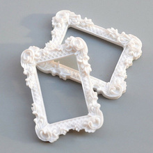 Crafts Doll-House Picture-Furniture Photo-Frame Art-Painting Display-Image Miniature
