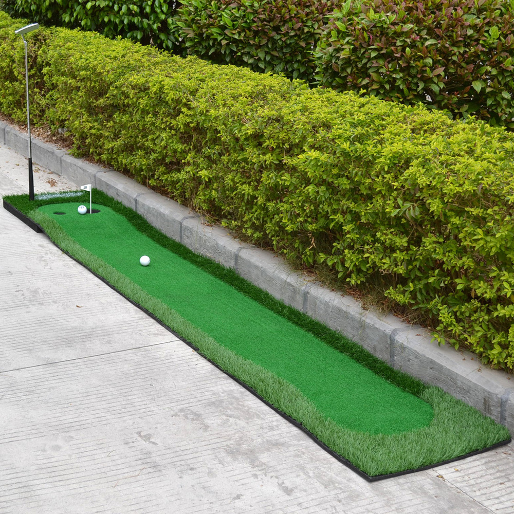 Awesome Indoor Golf Putting Green Photos   Interior Design Ideas .