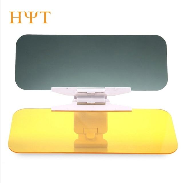 HD Car Sun Visor Auto Anti Dazzling Goggles For Driver Day & Night Mirror Sun Visors Clear View Dazzling Interior Accessories