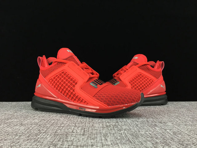 new arrival 006f5 988b1 US $57.44 |2018Original New Arrival 2018 Puma x Sesame Street Basket men's  shoes Sneakers Badminton Shoes-in Badminton Shoes from Sports & ...