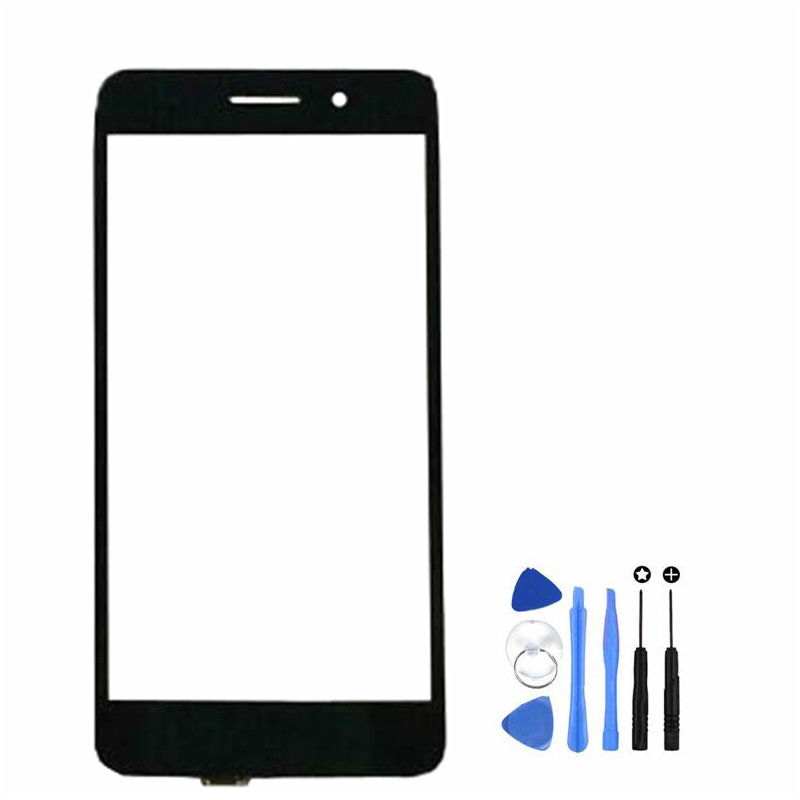 Vannego Free Shipping Front Glass Lens Panel Touch Screen Digitizer Replacement For Huawei Honor 5C with Tools