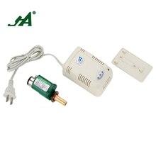 JA 831 S Kuchenka Zestaw 60 min Timing zawór Odcinający LPG Inteligentny samozamykające kulowy z mosiądzu sprzętu