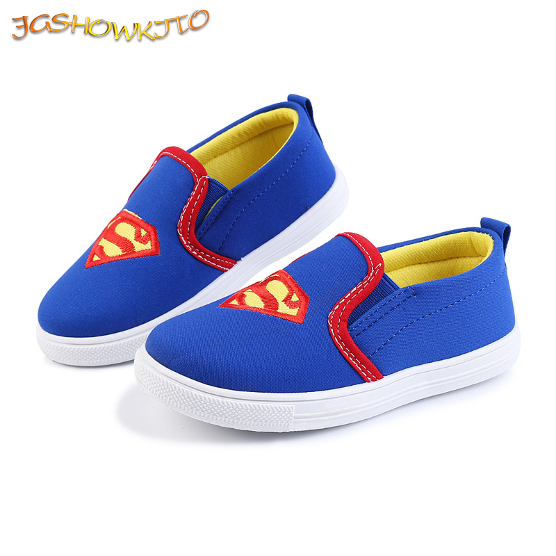 Kinder Casual Schuhe Jungen Laufende Turnschuhe Superman Batman Spiderman Kleinkind Kinder Jungen Sport Schuhe Größe 20-22 Inneren 13 Cm-14 Cm