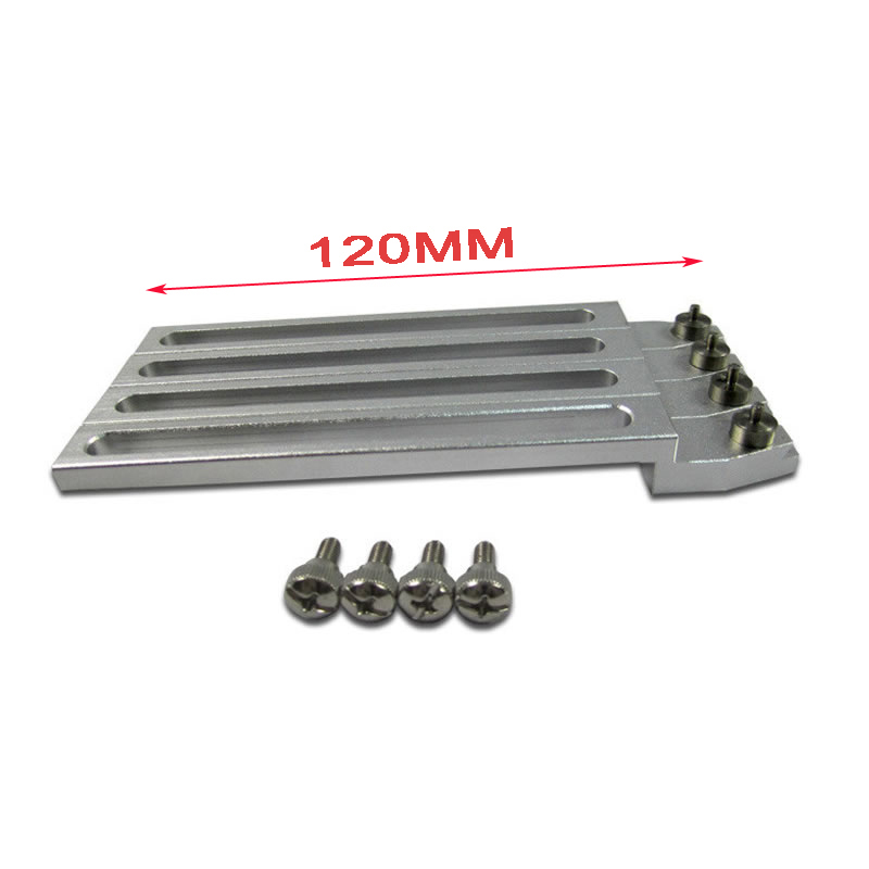 Kit Reballing BGA Gabarito pcb Fixação BGA PCB Suporte Braçadeira com Parafusos para IR6000 4 pcs IR6500 IR9000