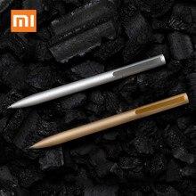Original Xiaomi Mijia Metal Sign Pens Mijia Sign Pens Mijia Ink Japan Durable Signing 0.5mm Metal Pens PREMEC Switzerland Refill