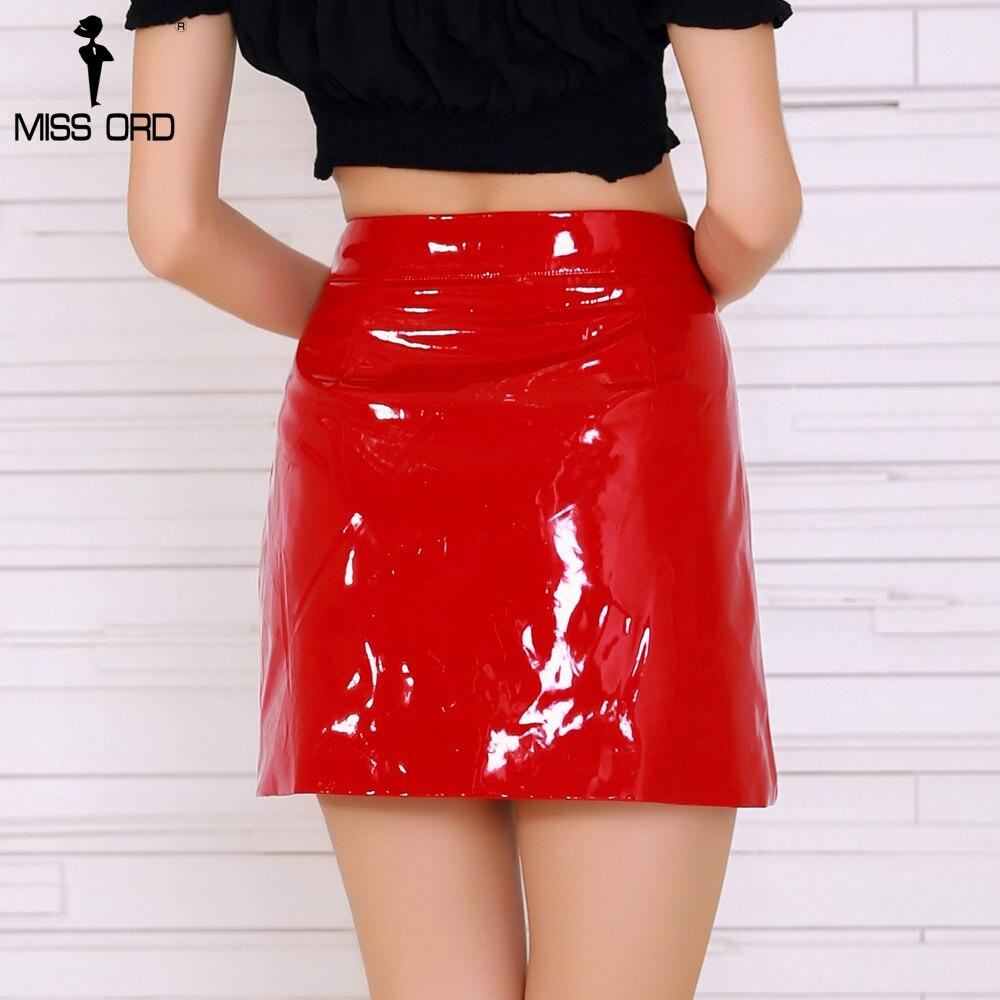 Сексуальные юбки красного цвета
