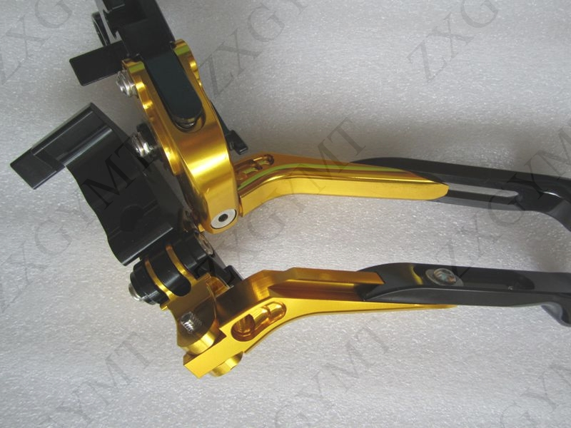 fit SUZUKI Rf900 Katana Gsxr 1100 Bandit 1200 Brake & Clutch Levers billet alu folding adjustable brake clutch levers for motoguzzi griso 850 breva 1100 norge 1200 06 2013 07 08 1200 sport stelvio