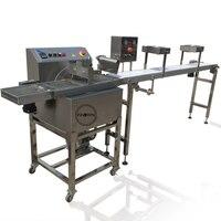 8 кг 30 кг промышленная машина для нанесения покрытия шоколадом линия по производству шоколада для продажи