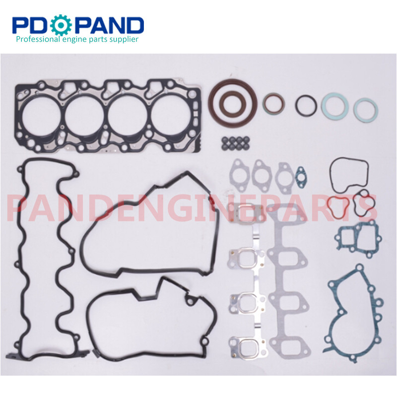 2C 2CT 2C TE 2CTE Engine Full Set of Rebuild Gasket Kit 04111 64070 For Toyota