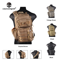Emerson Tactical 1000D TFM 3 Sling Pack Bowman Bag One Shoulder Bag Military Travelling Multi Purpose