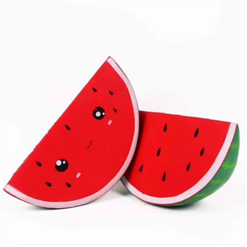 Fruit Watermelon Squishies Slow Rising Squeeze Stress Reliver Toy Kids Gifts For Kids