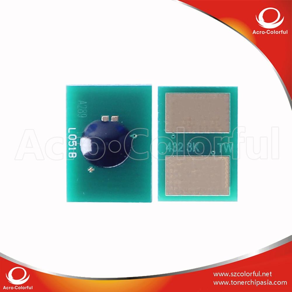 Toner cartridge chip For OKI ES413 ES4192 ES5112 ES5162 printer copier45807117 45807116 45807115replacement spare part chip toner cartridge for oki 01279001 with chip for oki b710n 710dn 720n 720dn 730n 730dn
