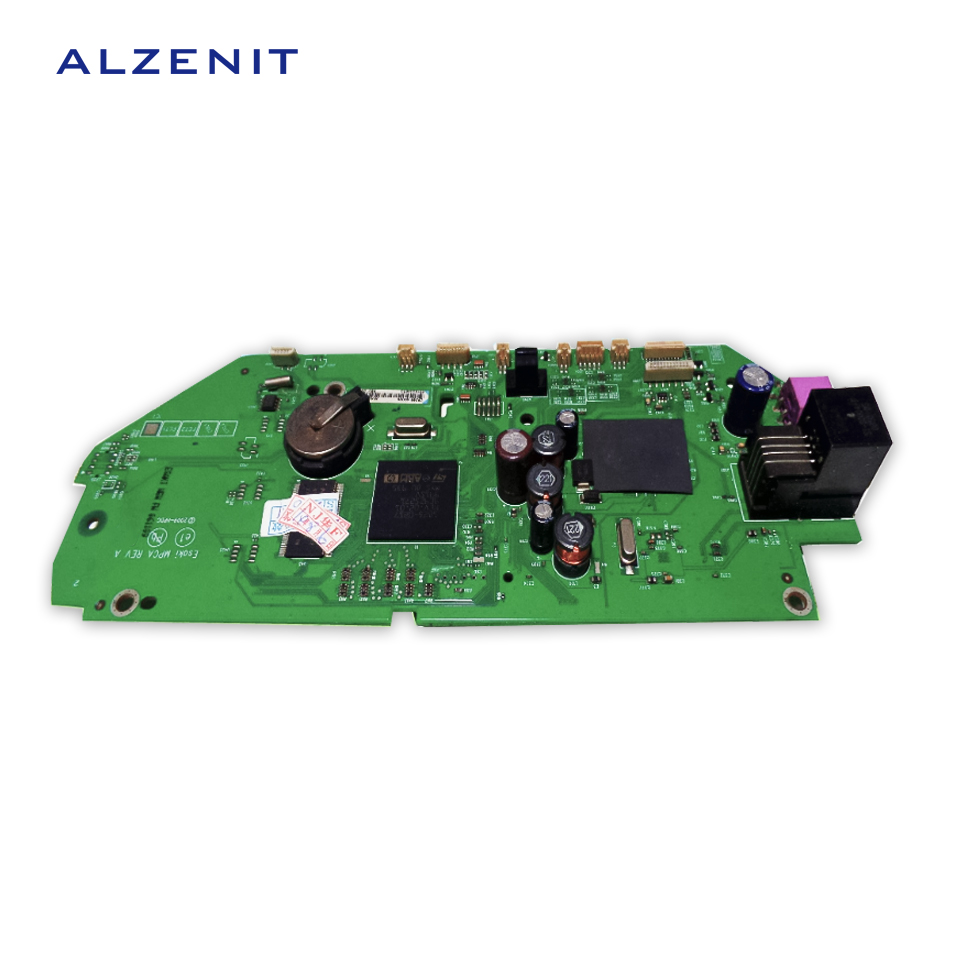 GZLSPART For HP 7000 HP7000 Original Used Formatter Board InkJet Printer Parts On Sale brand new inkjet printer spare parts konica 512 head board carriage board for sale