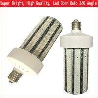 400W Metal Halide değiştirme E39 E40 E27 100W 150W 200W 250W LED güçlendirme mısır ampul 4000K 100-277V sokak lambası 360 derece