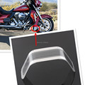 New Aluminum Front Fender Trim Skirt Fits For Harley Touring Electra Road Glide 1980-2013 Custom Free Shipping