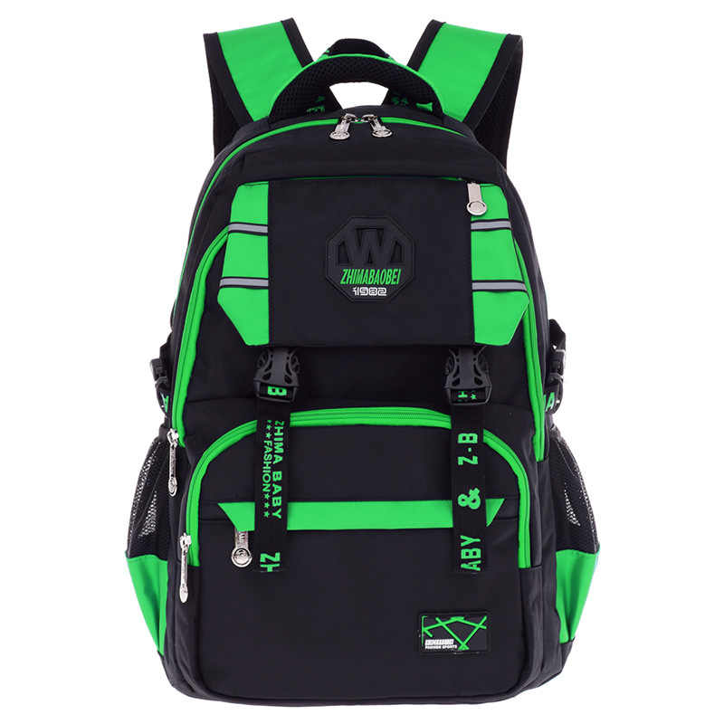 2017 Children School Bags school backpack for teenagers boys girls orthopedic schoolbag backpack kids travel backpack sac enfant