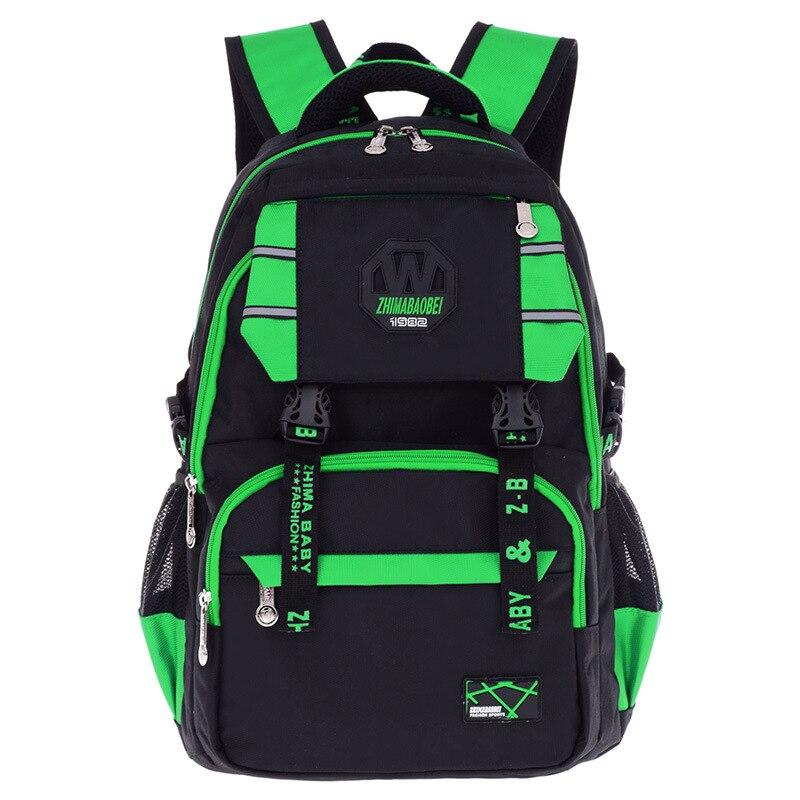 2017 Children School Bags School Backpack For Teenagers Boys Girls Orthopedic Schoolbag Backpack Kids Travel Backpack Sac Enfant