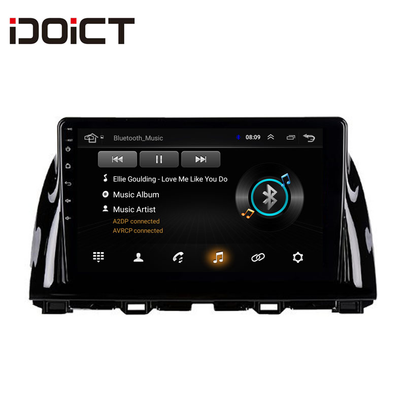 IDOICT Android 8.1 Car DVD Player GPS Navigation Multimedia For Mazda CX5 CX-5 Radio 2013-2016 car stereo wifi          IDOICT Android 8.1 Car DVD Player GPS Navigation Multimedia For Mazda CX5 CX-5 Radio 2013-2016 car stereo wifi