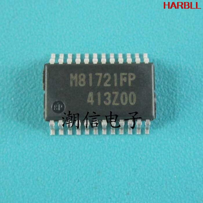 10Pcs M81721FP SSOP 24 New