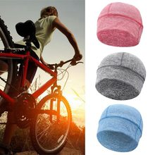 Unisex Cycling Windproof Cap Fleece Winter Outdoor Sport Warm Anti-Cold Hats Riding Bicycle Durable Headband 6 Colors(China)