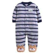 2019 Newborn Winter Baby Rompers Fleece Baby Clothing for Girls Similar  Baby Boy Girls Romper Roupa Infantil  Baby Clothes недорго, оригинальная цена