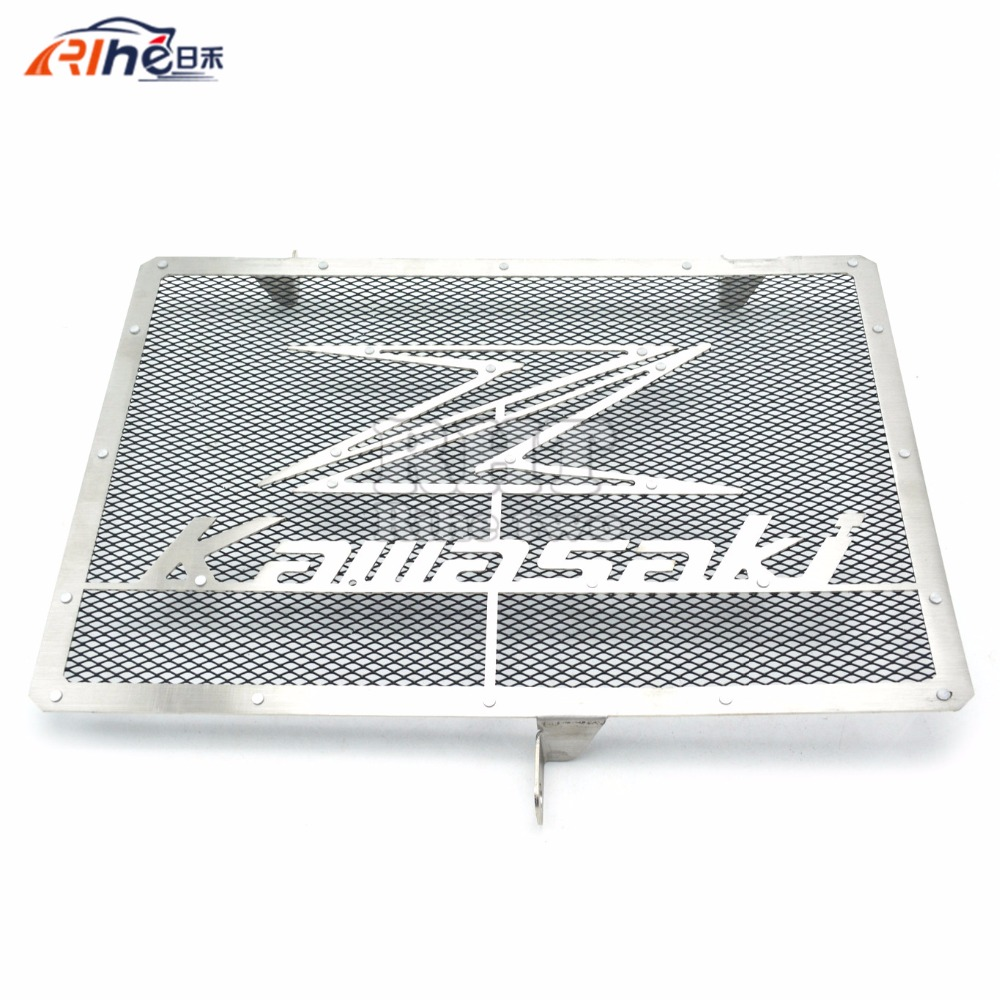 Motorcycle Radiator Grille Guard Cover Cooler Guard Protector For ...