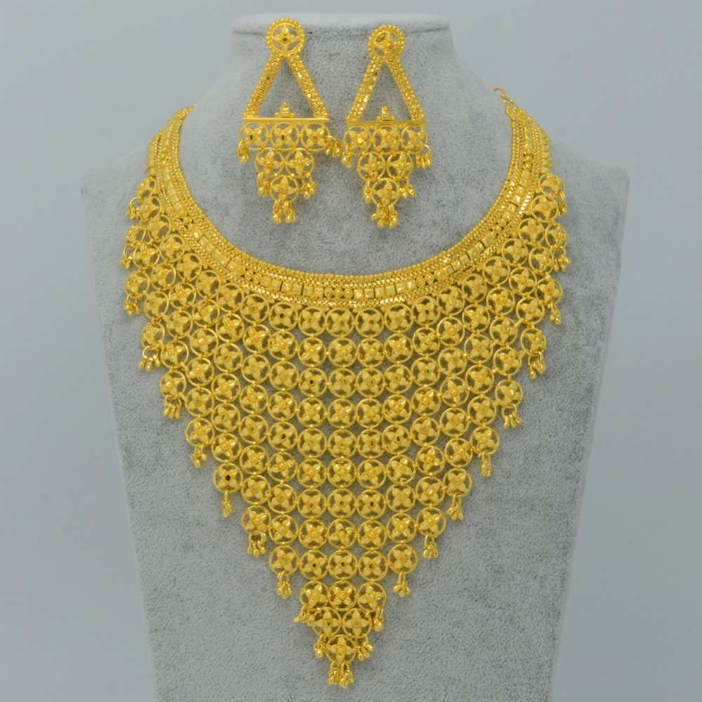 East indian gold jewelry