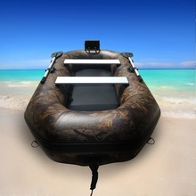 Goethe 300cm Long 4 people Inflatable Drifting boat / fishing boat/pvc boat/rubber boat